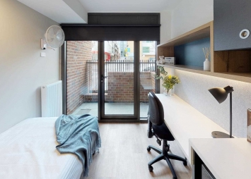 NRAS Studio with Terrace Apartment